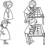 Базар (Игра для детей)