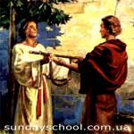 Битва Ионафана и клятваСаула